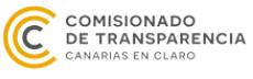 Comisionado de transparecia